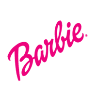 Barbie Brand Sticker