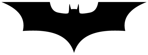 Batman Bat Sticker