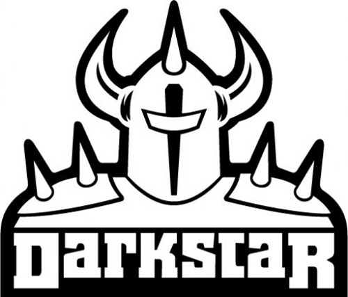 Darkstar Logo Sticker