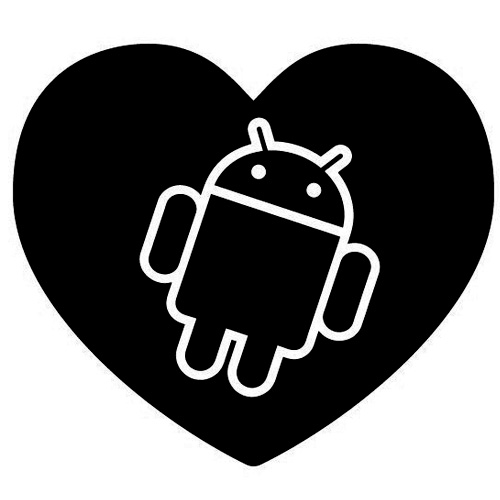 Heart Android Sticker