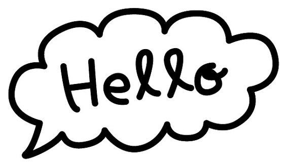 HelloKitty Cloud Sticker Hellokittycloud - Hello kitty custom vinyl stickers