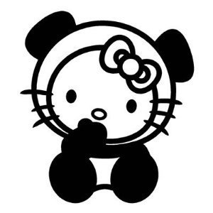 Hello Kitty Dress-up