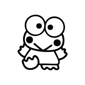 Hello Kitty Keroppi