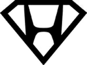 Honda Diamond Sticker