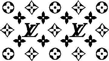 Louis Vuitton Sticker Pack