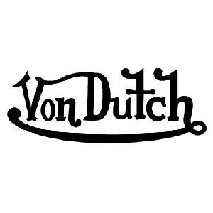 Von Dutch Sticker
