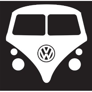 VW Van Stickers