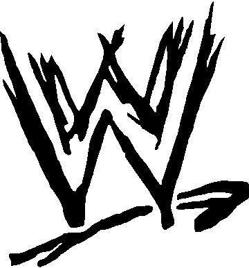 WWE Sticker